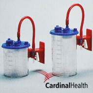 Cardinal Health (Medivac): Fluid Collection Systems